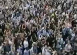 Mouvement de masse, Iran 2010
