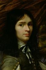 Portrait de René Descartes jeune par l'École française